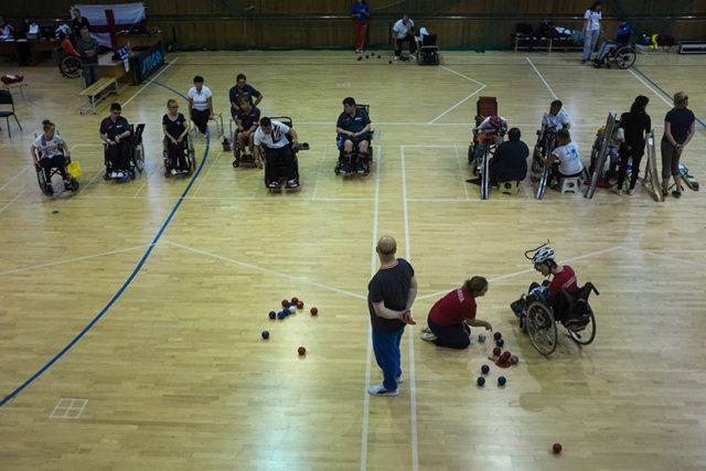I открытая Республиканская спартакиада по настольным видам спорта и играм среди инвалидов-колясочников