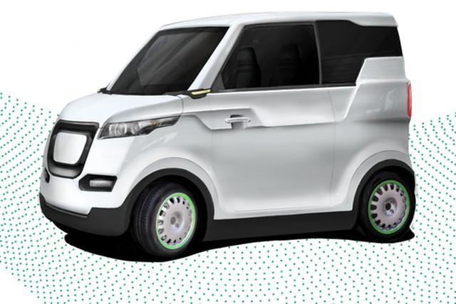 Юнимобиль - прототип электромобиля для людей с инвалидностью