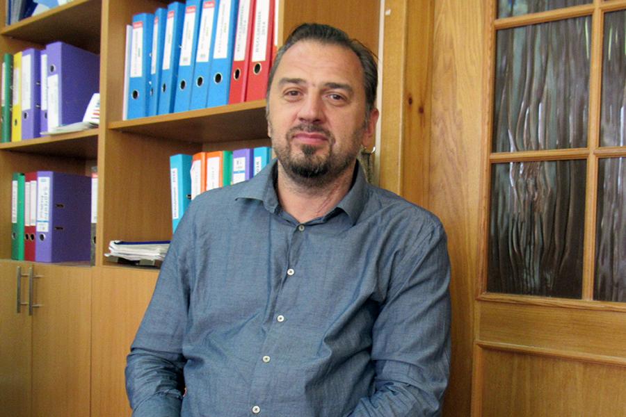 Сергей Дроздовский - С этикетом инвалидности надо знакомить уже в школе
