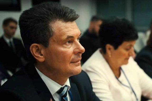 Олег Левшунов Заместитель председателя Постоянной комиссии Палаты представителей по труду и социальным вопросам.