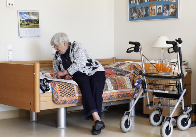 Средняя пенсия вГермании— 1100евро, минимальная— 850евро