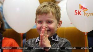 """Социально-благотворительный проект """"Крылья радости"""" стартовал в Минске"""
