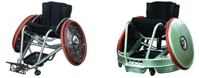 Регби на колясках