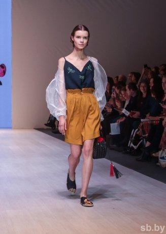 Belarus Fashion Week «Новые возможности»