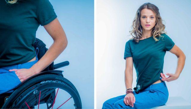 TIKOTA INCLUSIVE быть вместе - джинсы для людей с нарушением опорно-двигательного аппарата