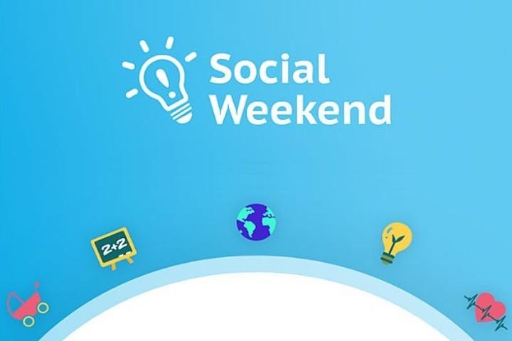 Лучшие в финале конкурса Social Weekend