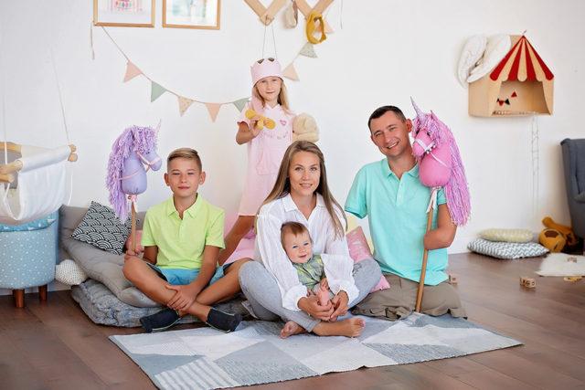 Главное в жизни Алексея – семья