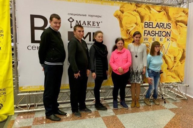 Дизайнерская коллекция одежды от белоруски с инвалидностью