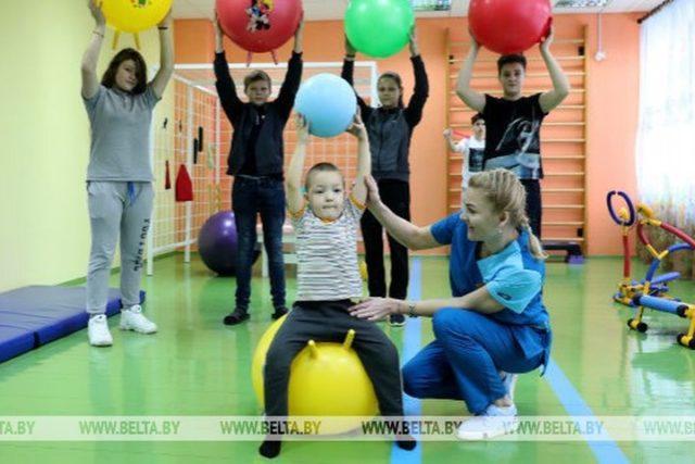 """Отделение реабилитации детей с патологиями ЦНС открылось в центре """"Ветразь"""""""