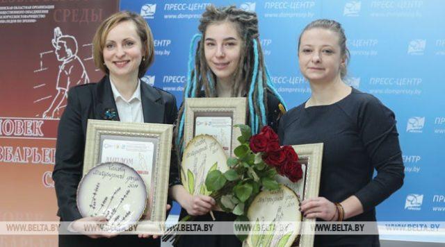 Елена Маслова, София Ворса, Ольга Крюковская