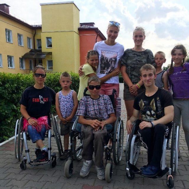 Приглашаем в секцию большого тенниса для инвалидов-колясочников