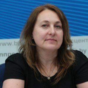 Татьяна СВЕТЛОВИЧ, заместитель начальника отдела медико-социальной работы Белорусского общества Красного Креста