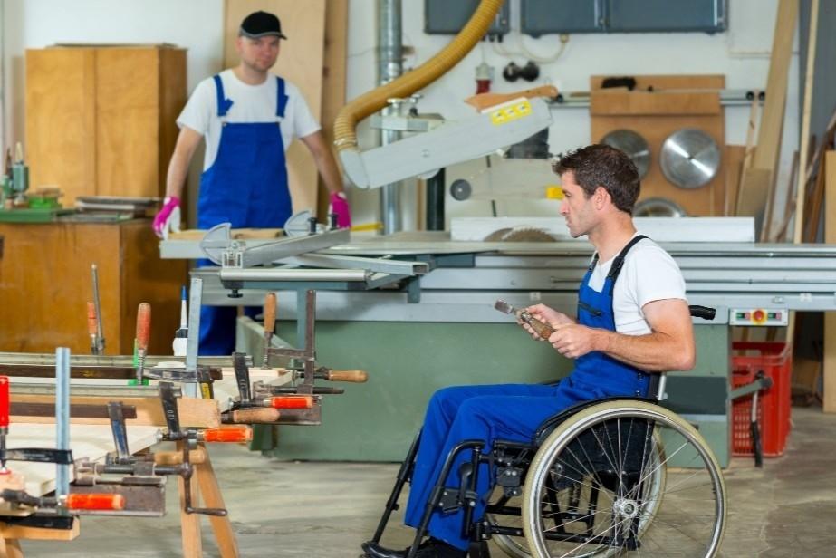 Инклюзивные проектов по обучению и трудоустройству людей с инвалидностью