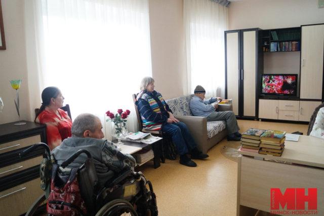 Старость — в радость. Как проводят время обитатели дома-интерната для пенсионеров и инвалидов