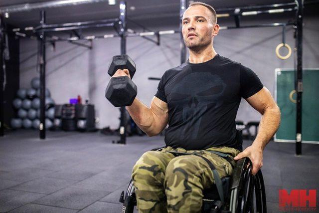 Первый фитнес-тренер в инвалидной коляске появится в Беларуси