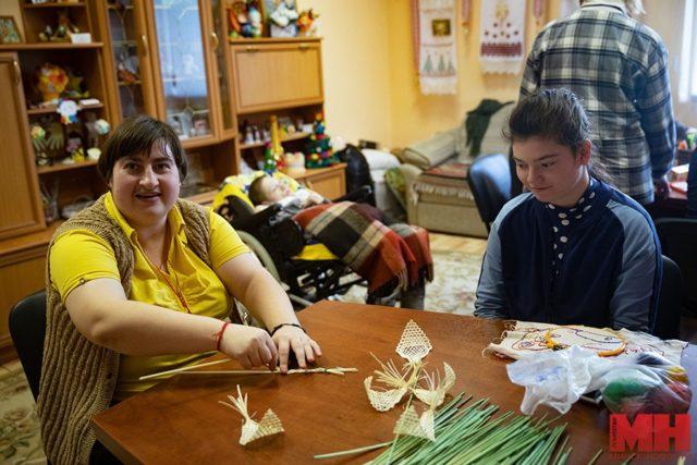 Семинар для семей, воспитывающих детей-инвалидов и молодых людей с инвалидностью