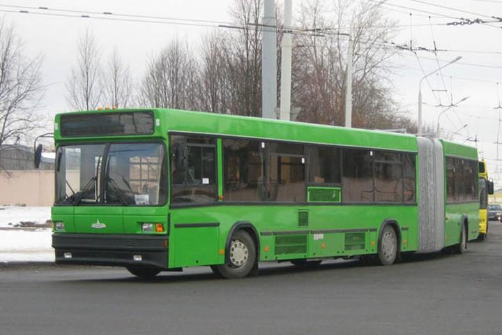 Адаптированный общественный транспорт Минска