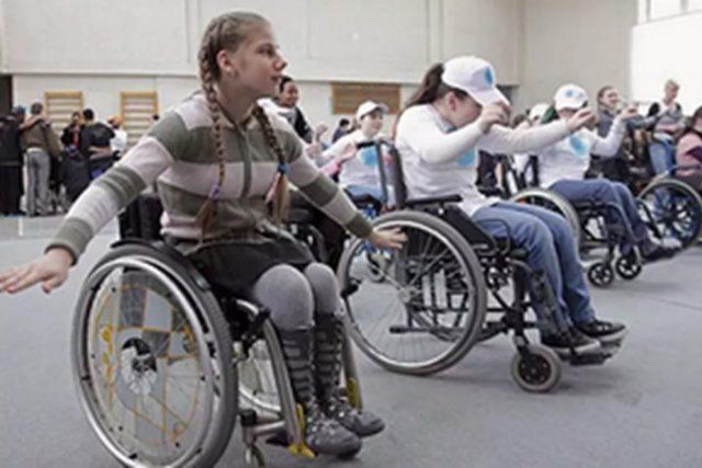 Реабилитация инвалидов-колясочников через хореографию