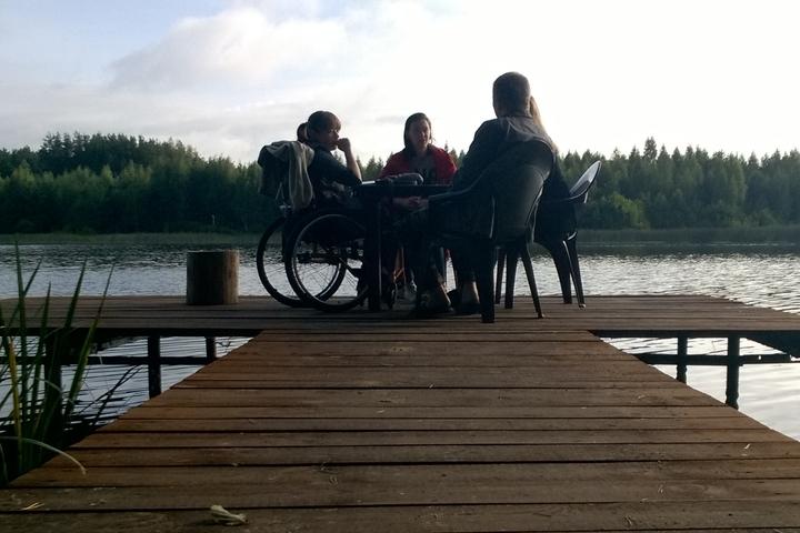Летний интеграционный лагерь «Круглое озеро-2019»