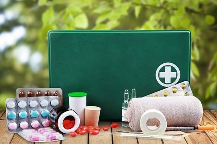 Аптечка дачника. 10 необходимых составляющих
