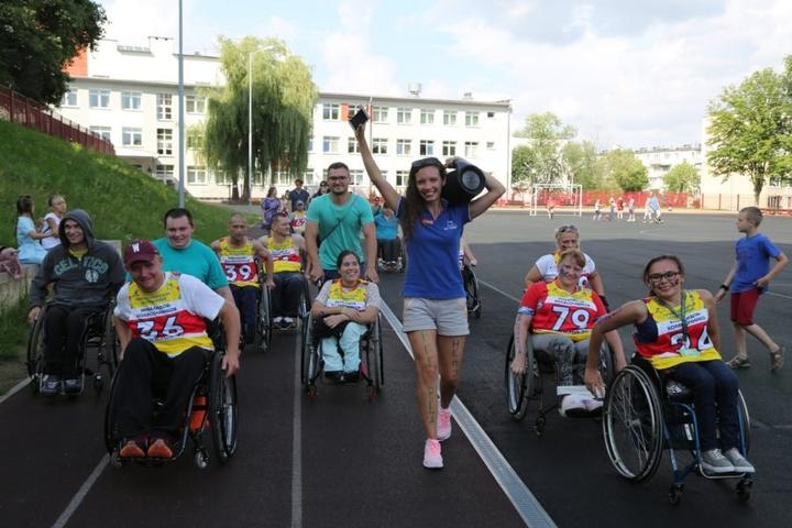Бесплатный летний лагерь в Минске для колясочников
