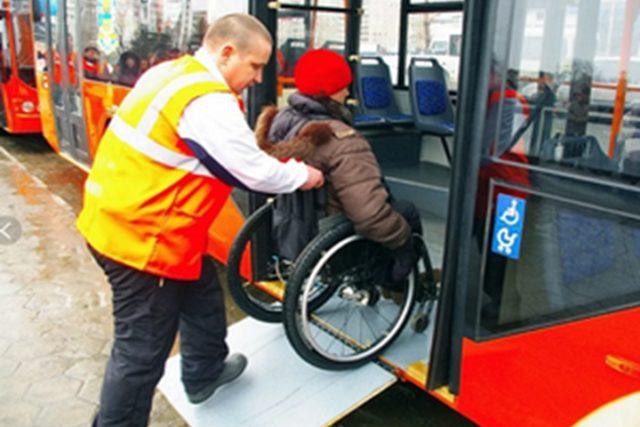 Гомельский водитель троллейбуса отказался помочь колясочнику