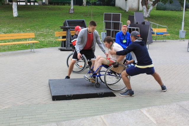 Для инвалидов-колясочников будет организован бесплатный летний лагерь в Минске