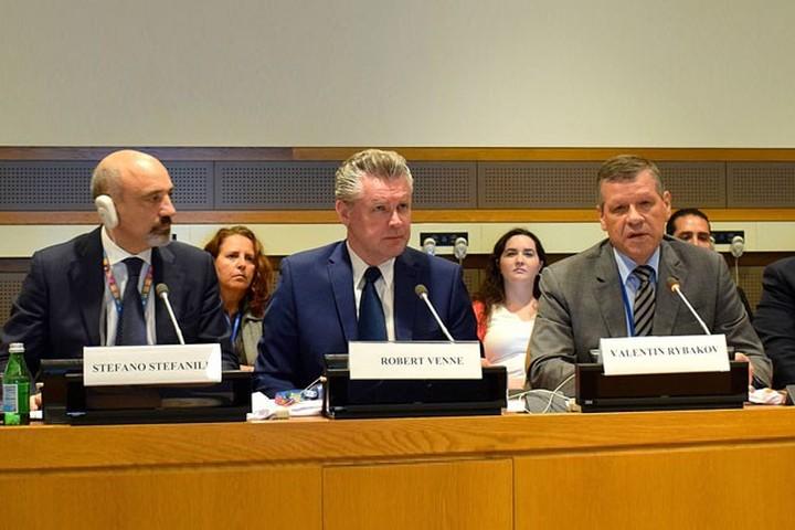 Беларусь стремится к построению инклюзивного общества