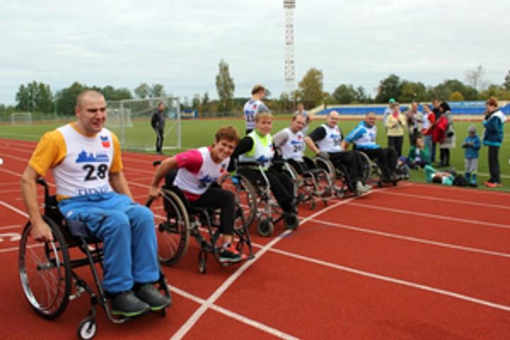 Спартакиада по паралимпийским видам спорта 4-5 июня в Гомеле