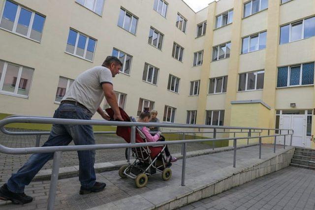 Новые стандарты безбарьерной среды вводятся в Беларуси с 1 августа