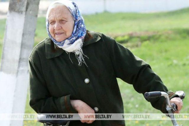 Первая в Брестской области социальная дача для пожилых открылась в Ляховичском районе