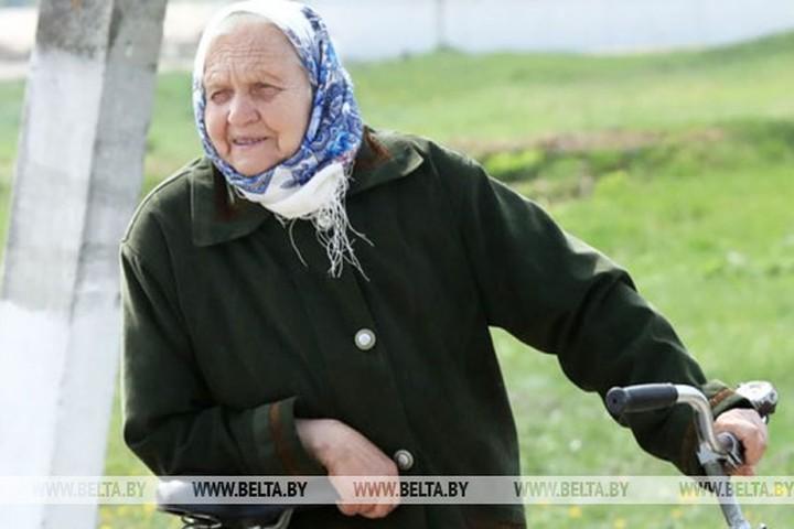 Социальная дача для пожилых в Ляховичском районе