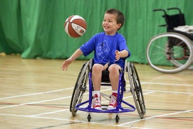 Голосуйте за развитие детского спорта среди людей с инвалидностью!