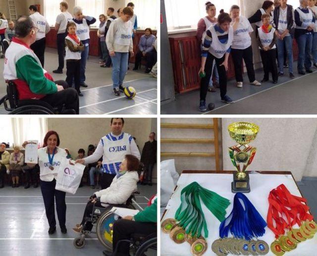 Спорт для всех - Соревнования в СУ «ИНВАЦЕНТР»