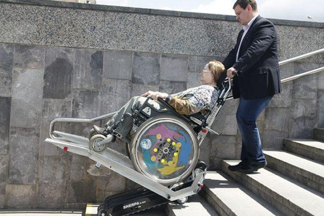 В Беларуси проживает более 570 тыс. людей с инвалидностью