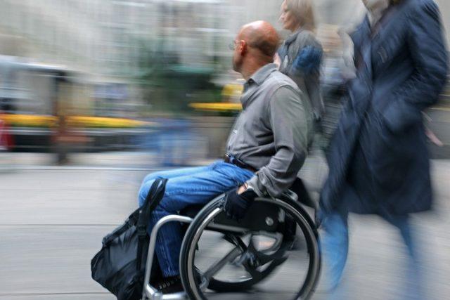 Удельный вес инвалидов в общей численности населения Беларуси составляет 6 %