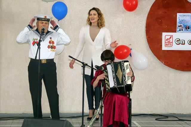 Мероприятии, приуроченном к Международному дню инвалидов