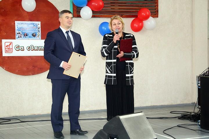 Прокурор Октябрьского района Минска принял участие в мероприятии