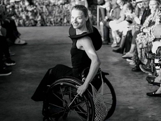 Мисс мира на коляске о борьбе со стереотипами