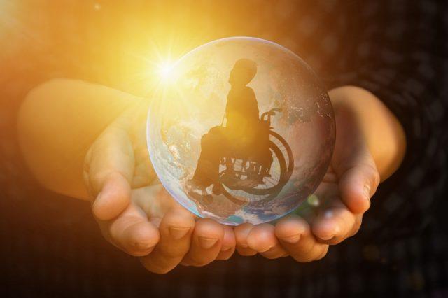 Международный день инвалидов - 3 декабря 2020 года