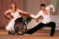 Анна Горчакова и Игорь Киселев стали абсолютными победителями Кубка мира по спортивным танцам на колясках