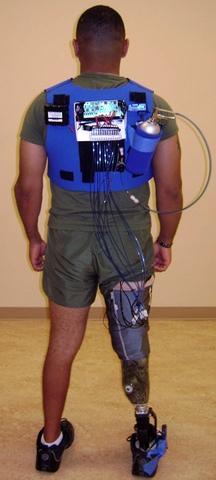 Электронный тактильный жилет для реабилитации пациентов с нарушениями координации