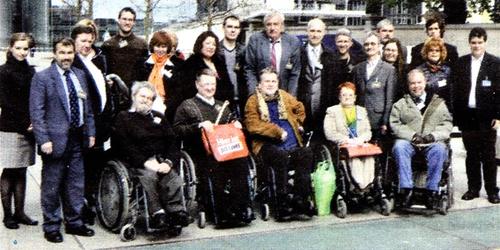 Белорусская делегация на 20-летие ABiD