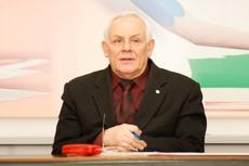 Пленум Центрального правления ОО «БелОИ» В. П. Потапенко