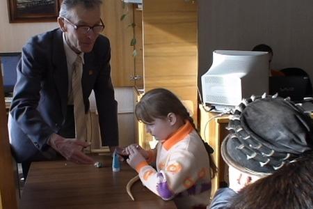 Слепых детей будут учить альтернативному зрению