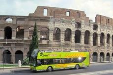 В Риме лишь один автобус из шести доступен для инвалидов