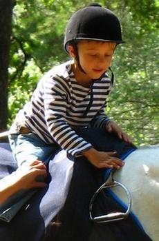 республиканские соревнования по конному спорту в категории выездка для детей и юношей с особенностями развития