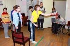 Минская спартакиада среди инвалидов 2010