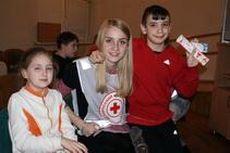 волонтеры Белорусского Общества Красного Креста