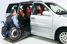 Транспортные средства для людей с ограниченными возможностями